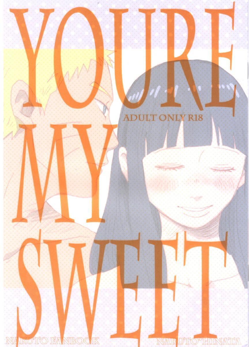 火影忍者 NARUTO -ナルト- YOUR MY SWEET – I LOVE YOU DARLING しもやけ 漩渦鳴人 日向雛田 同人誌 Doujin Hentai 成人漫畫 H漫 色情同人