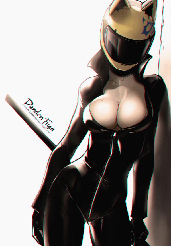無頭騎士異聞錄 DuRaRaRa!! デュラララ!! 塞爾堤・史特路爾森 緊身衣 同人誌 Doujin Hentai 成人漫畫 H漫 色情同人