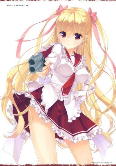 緋彈的亞莉亞 緋弾のアリア Hidan no Aria Aria the Scarlet Ammo 峰理子的H同人圖 口交 中出 內射 10P 同人誌 Doujin Hentai 成人漫畫 H漫 色情同人 線上看