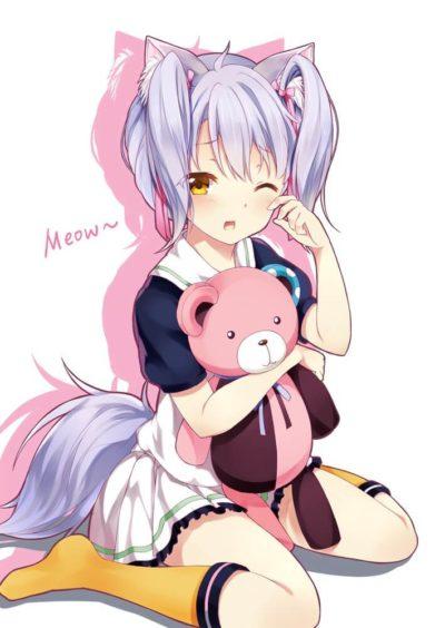 無彩限的幻影世界 無彩限のファントム・ワールド Myriad Colors Phantom World 熊枕久瑠美的H同人圖 中出 內射 10P 同人誌 Doujin Hentai 成人漫畫 H漫 色情同人 線上看