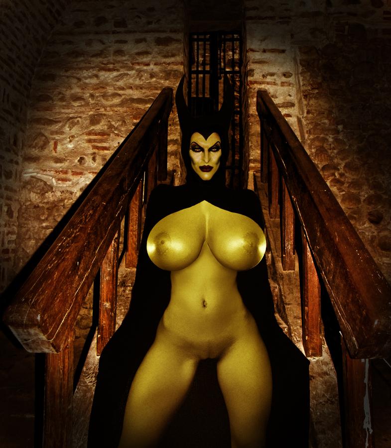 睡美人 黑魔女:沉睡魔咒 Maleficent – 成人色情動漫卡通漫畫集 部分1