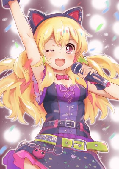 偶像學園 偶像活動 星夢學園 アイカツ!アイドルカツドウ! Aikatsu!Idol Action! 星宮莓的H同人圖 中出 內射 7P 同人誌 Doujin Hentai 成人漫畫 H漫 色情同人 線上看