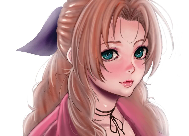 最终幻想VII 最终幻想7 太空戰士7 ファイナルファンタジーVII Final Fantasy VII 艾麗絲蓋恩斯巴勒的H同人圖 中出 內射 13P 同人誌 Doujin Hentai 成人漫畫 H漫 色情同人 線上看