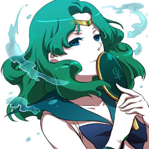 美少女戰士 Sailormoon 美少女戦士セーラームーン 海王滿 海王美智留的H同人圖 12P 同人誌 Doujin Hentai 成人漫畫 H漫 色情同人 線上看